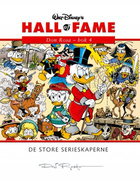 HALL OF FAME - DON ROSA 4