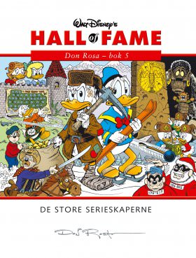 HALL OF FAME - DON ROSA 5