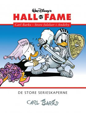 HALL OF FAME - CARL BARKS 6