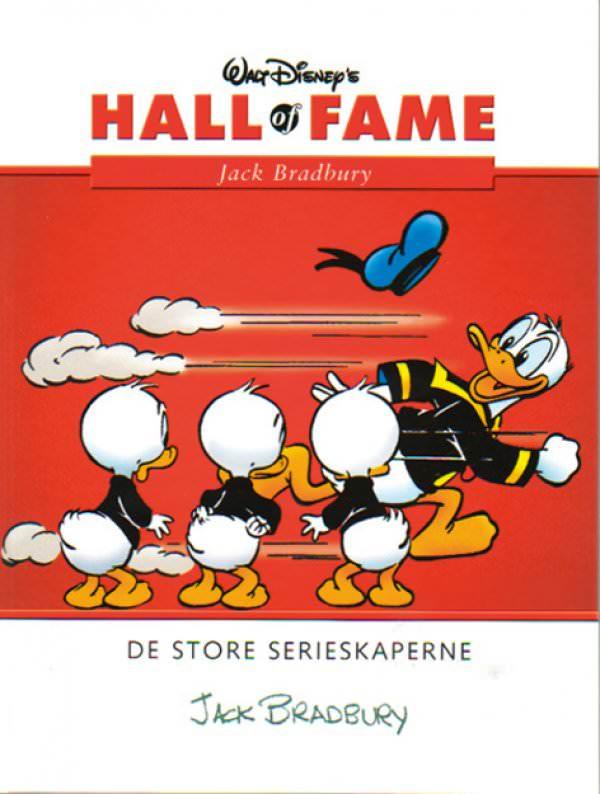 HALL OF FAME - JACK BRADBURY