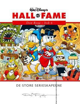 HALL OF FAME - DON ROSA 6