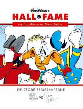 HALL OF FAME - MILTON OG JIPPES