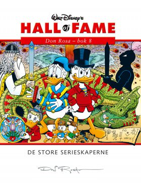 HALL OF FAME - DON ROSA 8