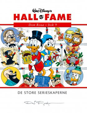 HALL OF FAME - DON ROSA 9