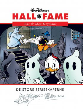 HALL OF FAME - BAS OG MAU HEYMAN
