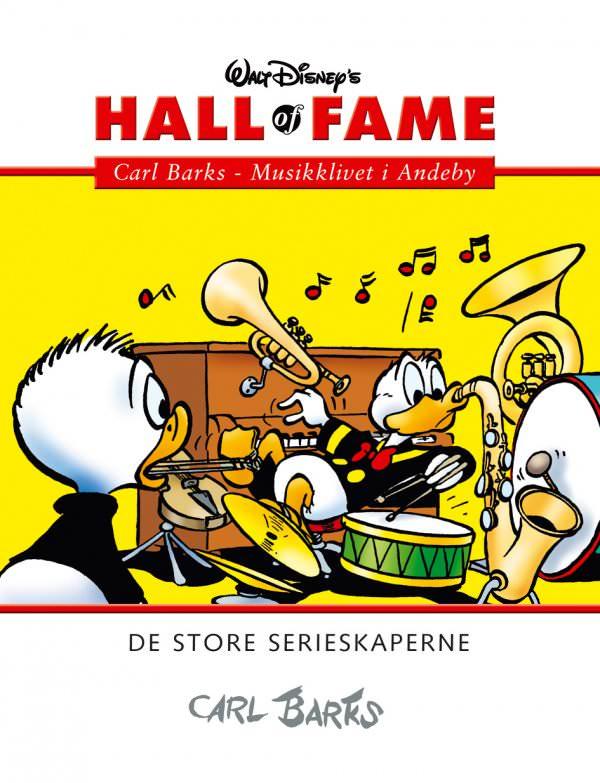 HALL OF FAME - CARL BARKS 5