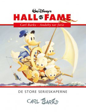 HALL OF FAME CARL BARKS 8