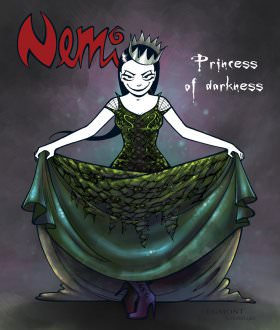 NEMI 8: PRINCESS OF DARKNESS