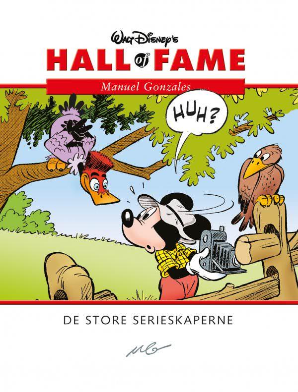 HALL OF FAME MANUEL GONZALES