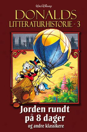 DONALDS LITTERATURHISTORIE 3: JORDEN RUN