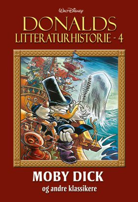 DONALDS LITTERATURHISTORIE 4: MOBY DICK