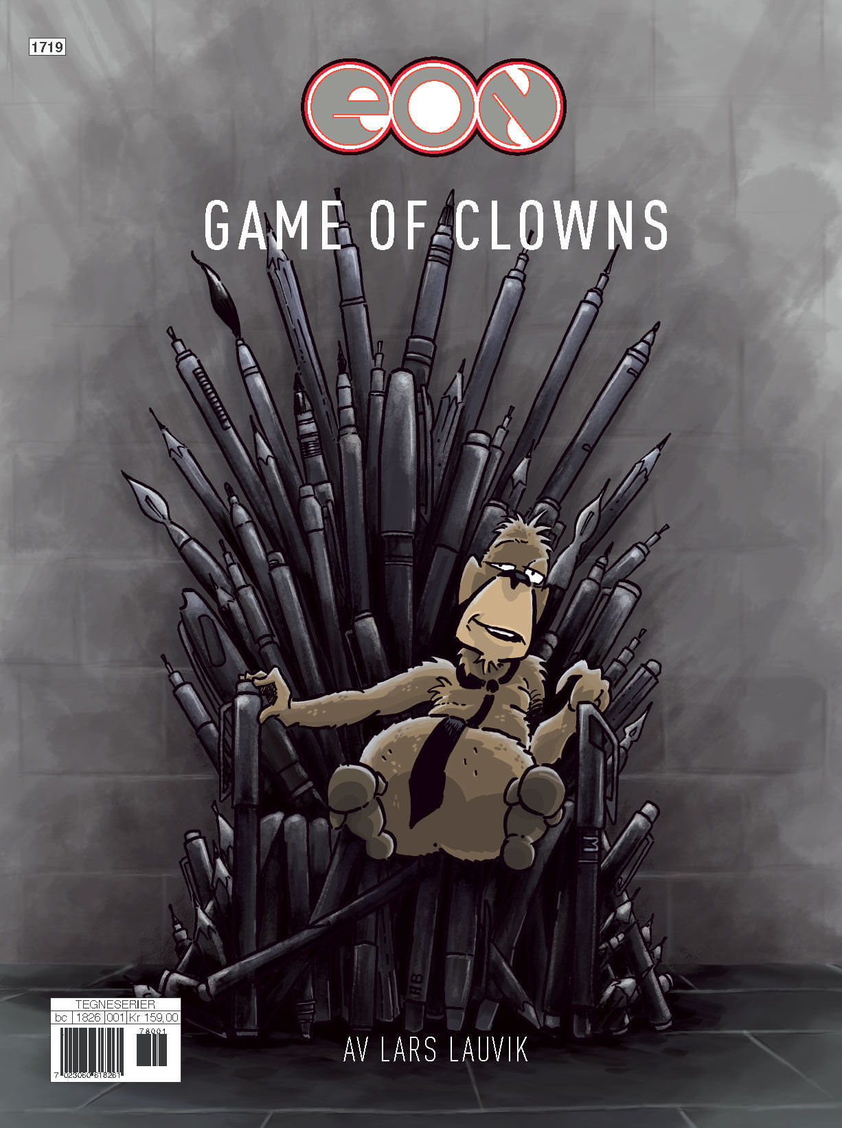 EON GAME OF CLOWNS