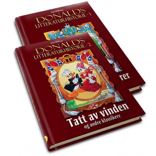 Donalds Litteraturhistorie
