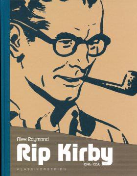 KLASSIKESERIEN RIP KIRBY 1946-1956