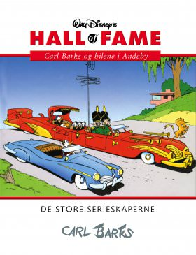 HALL OF FAME - CARL BARKS 1