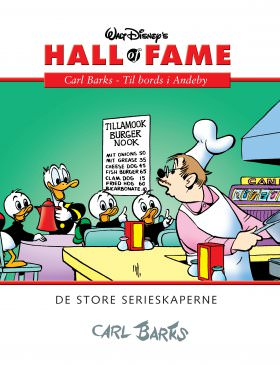 HALL OF FAME - CARL BARKS 2