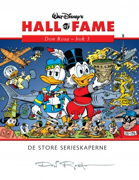 HALL OF FAME - DON ROSA 3