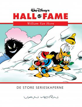 HALL OF FAME - VAN HORN