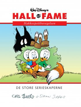 HALL OF FAME - CARL BARKS 3