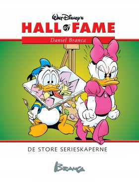 HALL OF FAME - DANIEL BRANCA