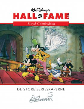 HALL OF FAME - FLOYD GOTTFREDSON