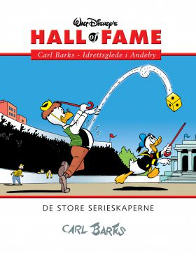 HALL OF FAME - CARL BARKS 4