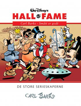 HALL OF FAME CARL BARKS 7