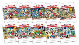 HALL OF FAME DON ROSA 1-10