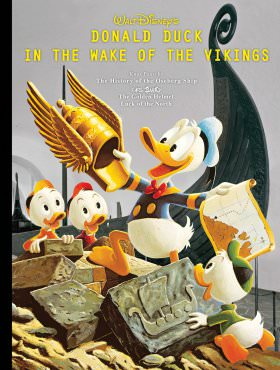 DONALD DUCK IN THE WAKE OF THE VIKINGS