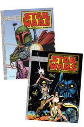 Star Wars hardcover