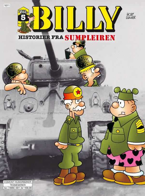 BILLY - HISTORIER FRA SUMPLEIREN VOL 5