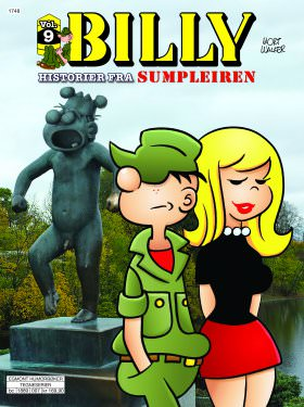 BILLY - HISTORIER FRA SUMPLEIEN VOL. 9