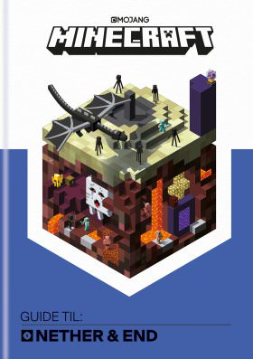 MINECRAFT GUIDEBOK  TIL NETHER OG END