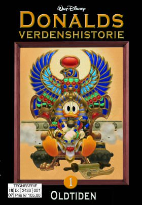 DONALDS VERDENSHISTORIE POCKET 1