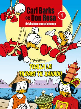 CARL BARKS - DON ROSA 1