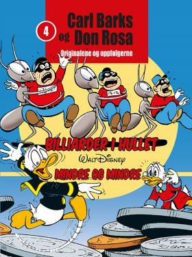 CARL BARKS - DON ROSA 4