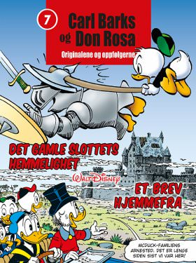 CARL BARKS - DON ROSA 7