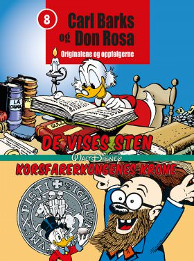 CARL BARKS - DON ROSA 8
