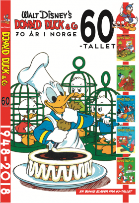 DONALD DUCK JUBILEUMSPOCKET 2