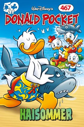 DONALD POCKET 467: HAISOMMER