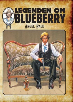BLUEBERRY-ANGEL FACE