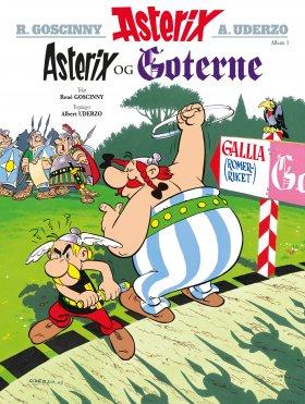 ASTERIX OG GOTERNE (1973)