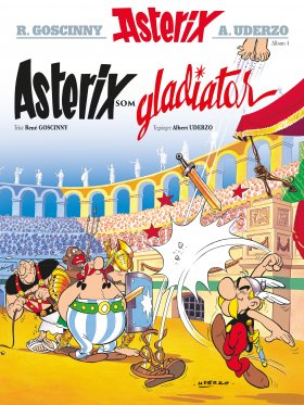 ASTERIX SOM GLADIATOR (1973)