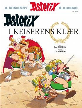 ASTERIX I KEISERENS KLÆR