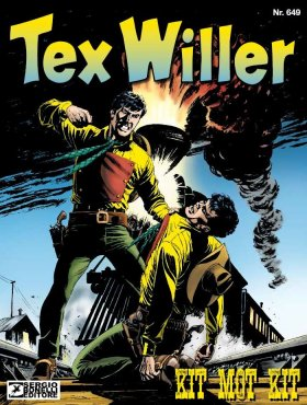 TEX WILLER - KIT MOT KIT