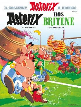 ASTERIX HOS BRITENE (1971)
