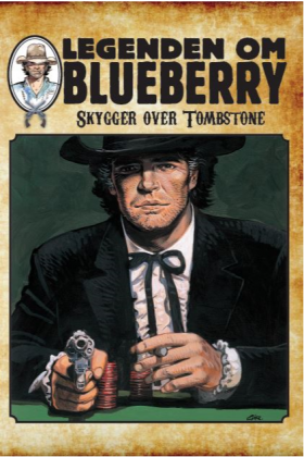 BLUEBERRY-SKYGGER OVER TOMBESTONE