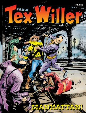 TEX WILLER - MANHATTAN