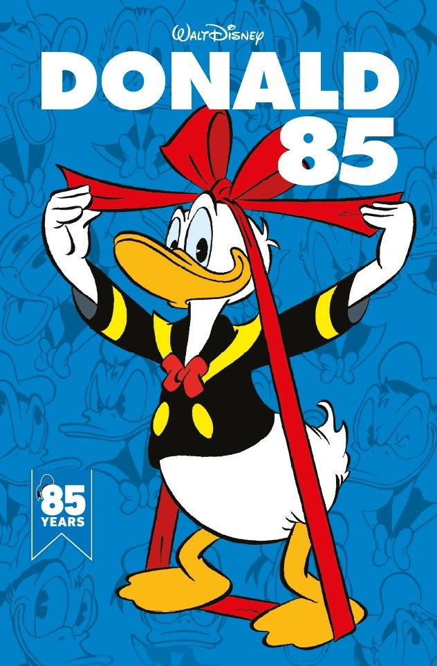 DONALD DUCK 85 ÅR POCKET