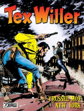 TEX WILLER - TRUSSEL MOT NEW YORK